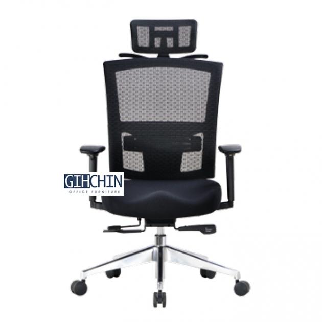 GEB01 高背人體工學椅 3