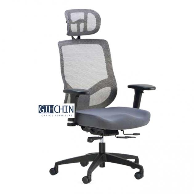 GEF21 高背人體工學椅 1