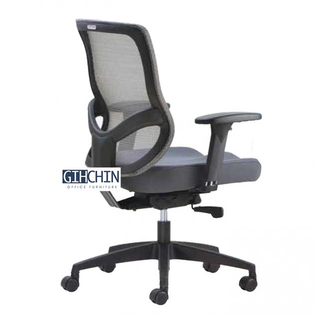 GEF21 高背人體工學椅 2