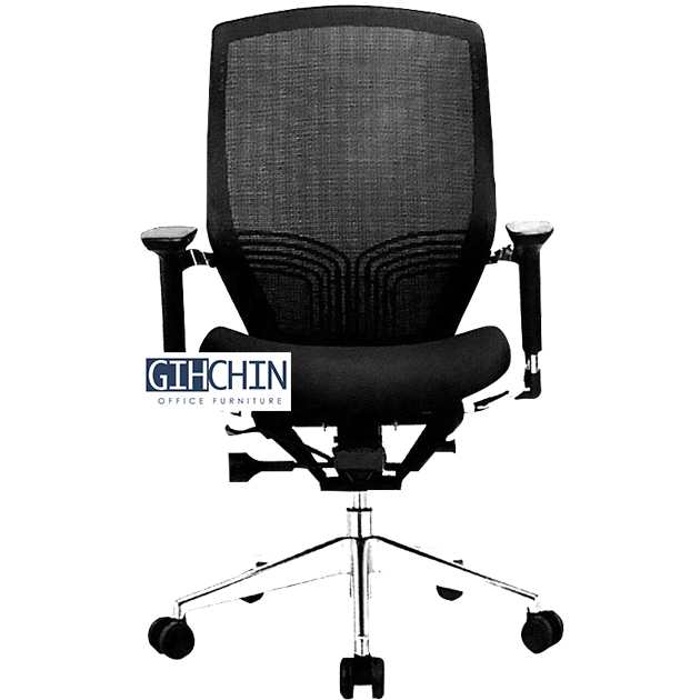 GEF20 3D立體曲面人體工學椅 3