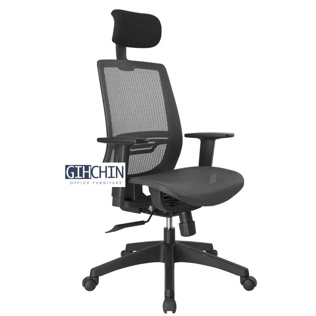 GB01L 高背人體工學椅 1