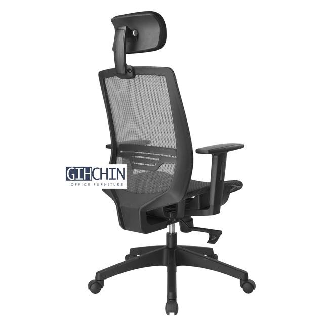 GB01L 高背人體工學椅 2