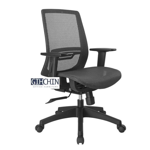 GB01L 高背人體工學椅 3
