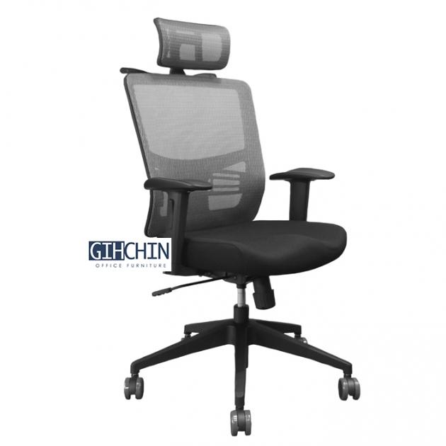 GEB10 高背人體工學椅 2
