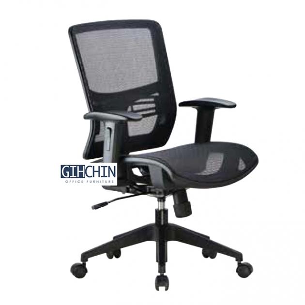 GEB10 高背人體工學椅 4