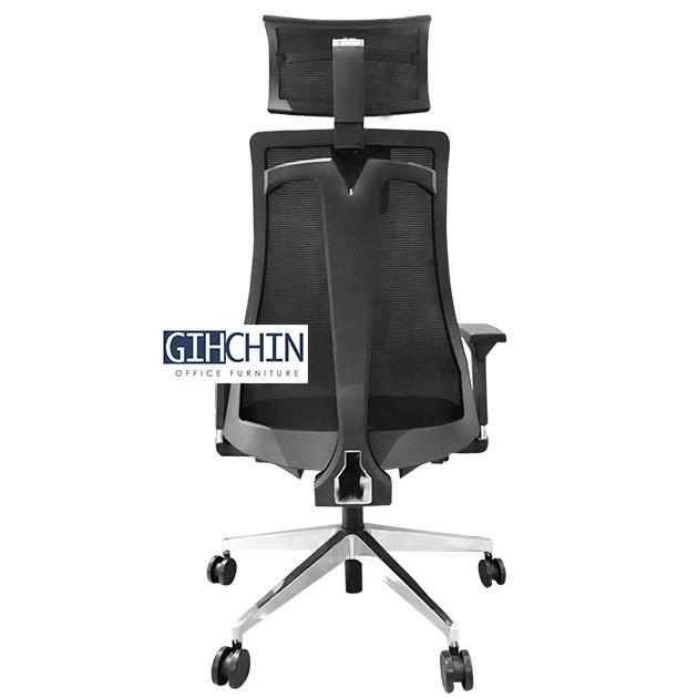 VSMOON 3D頭枕高背工學椅 2